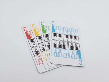 Octave playing cards